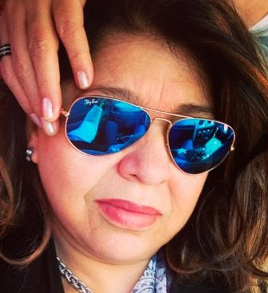 Roberta Miranda divulga foto sem roupa em homenagem ao Dia Mundial do Rock