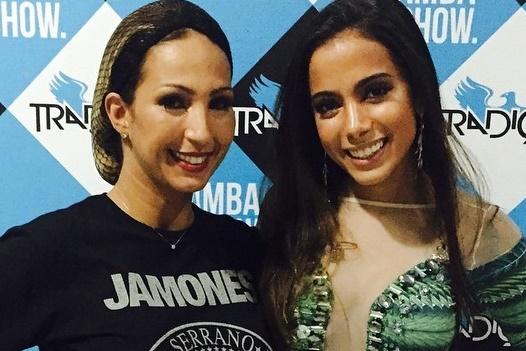 Anitta diz ter rivalidade artística com Valesca Popozuda, mas nega ódio entre elas