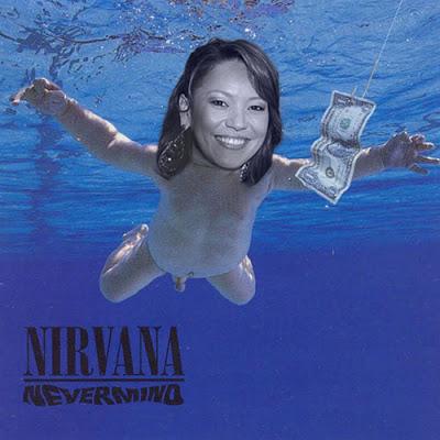 Geovanna Tominaga diz ter ido ao Rock In Rio 2015 para ver Nirvana