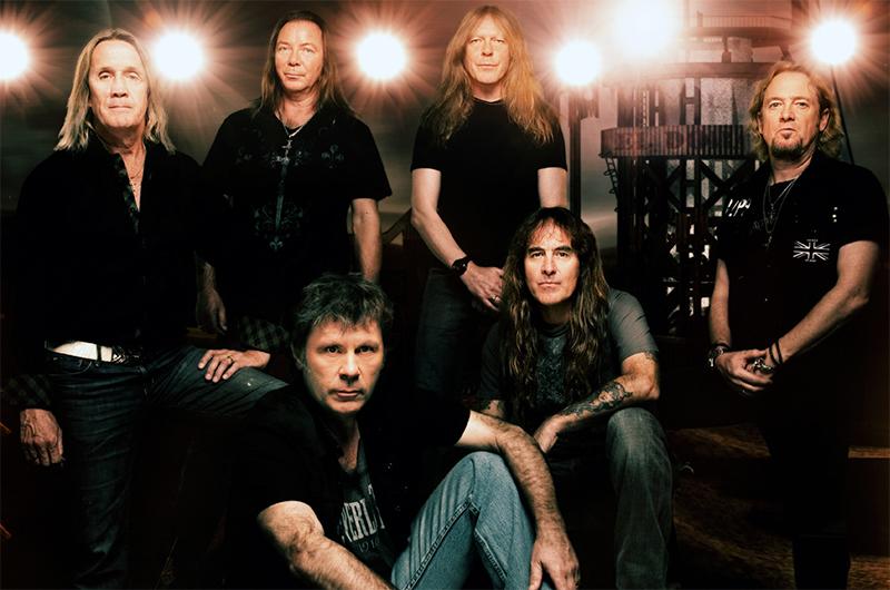 'The Red And The Black', do Iron Maiden, foi alvo da acusação (Divulgação)
