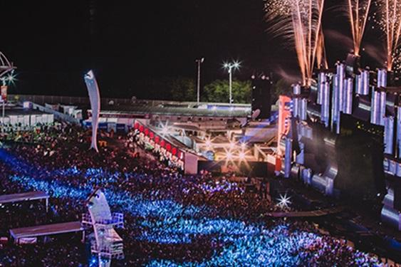 Repercussão do Rock In Rio 2015 na internet foi mensurada (Reprodução/Facebook)