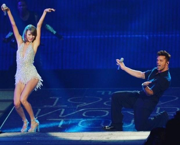 Dueto aconteceu em show realizado em Miami (Reprodução/Instagram)