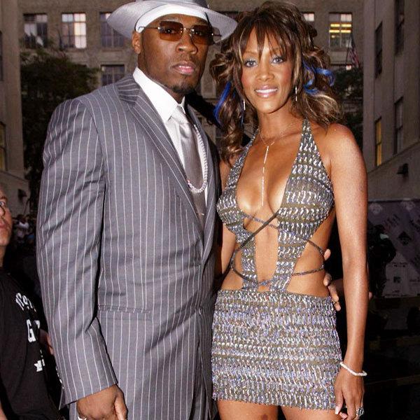 Ex-namorada dá a entender que 50 Cent seja gay; rapper dá resposta inusitada