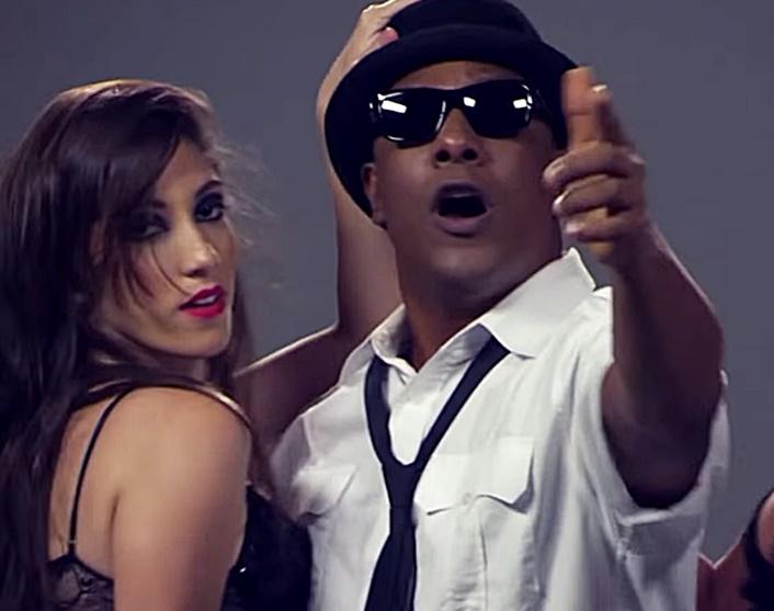 'Lepo Lepo', hit de Psirico, liderou no segmento de shows (Reprodução/YouTube)