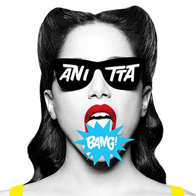Anitta obteve destaque internacional com publicação (Divulgação)