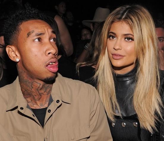Sex tape do rapper Tyga com Kylie Jenner, irmã de Kim Kardashian, vaza na web