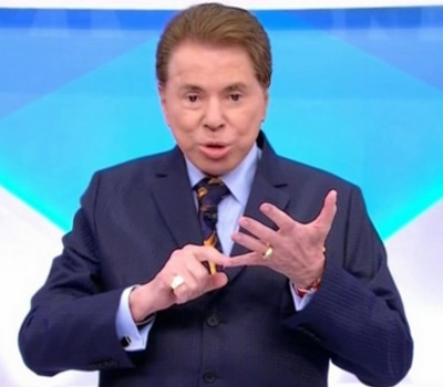 Silvio ainda disse que cantor Daniel parece estar em depressão (Reprod./SBT)