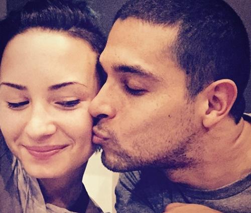 Demi Lovato e Wilmer Valderrama ficaram juntos por seis anos (Reprod./Instagram)