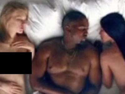 Música e clipe de'Famous', de Kanye West, geraram polêmica (Reprodução)