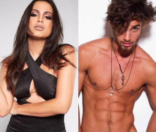 Anitta e Pablo Morais evitavam dizer que estavam namorando (Divulgação)