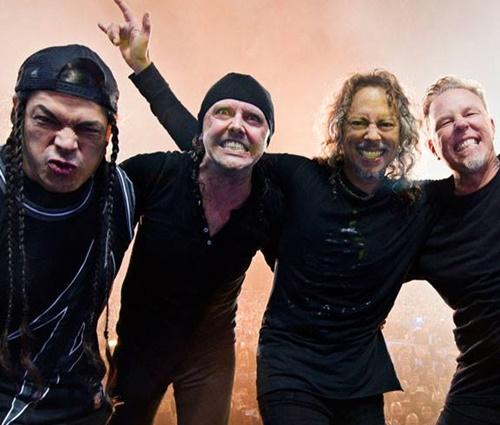 Lista do Metallica capricha nos pedidos saudáveis (Divulgação)