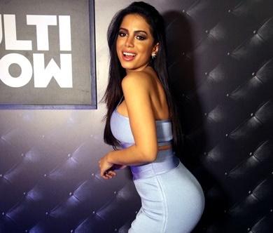 Programa de Anitta no Multishow é líder de audiência na TV paga