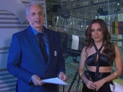 Anitta fala sobre polêmica com William Waack: 'nem me liguei'