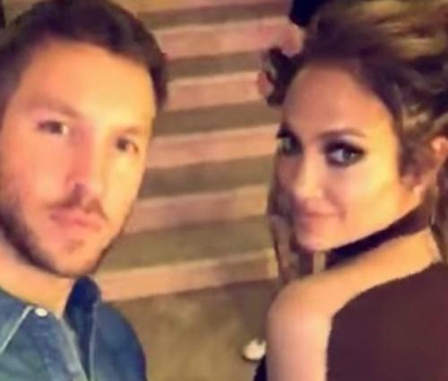 Calvin Harris está namorando Jennifer Lopez 'em segredo', diz jornal
