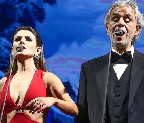 Maria Aleida disse que Paula não teve respeito com Bocelli (Repr./Instagram)