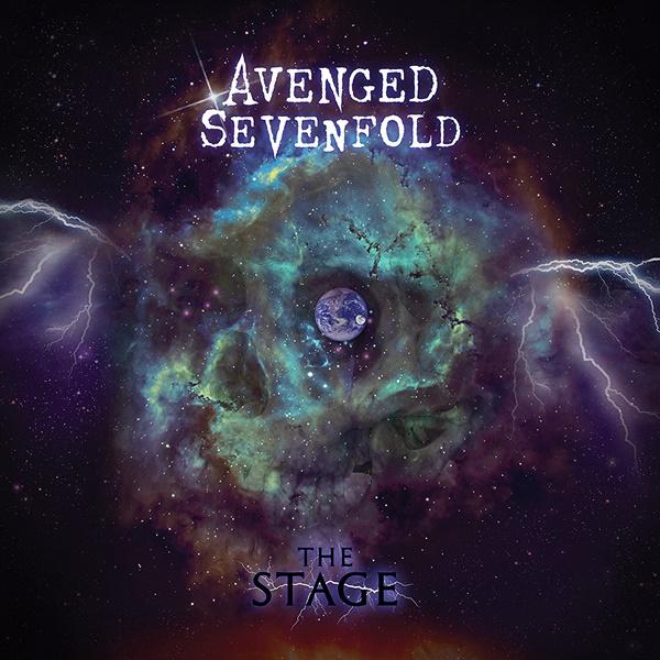 Capa de 'The Stage', sétimo álbum de estúdio do Avenged Sevenfold (Divulgação)