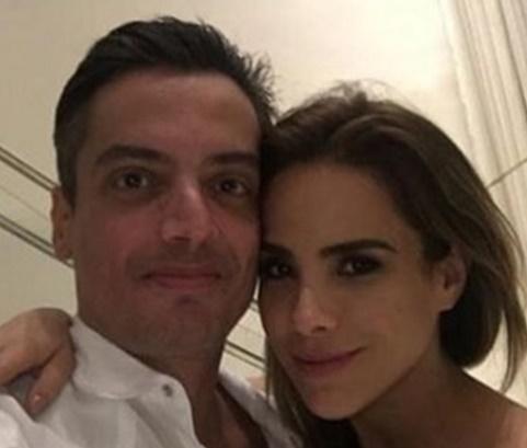 Zezé di Camargo critica Wanessa por foto com jornalista