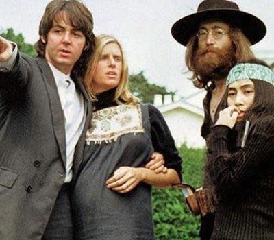 Em carta, John Lennon xinga colegas dos Beatles e Linda McCartney