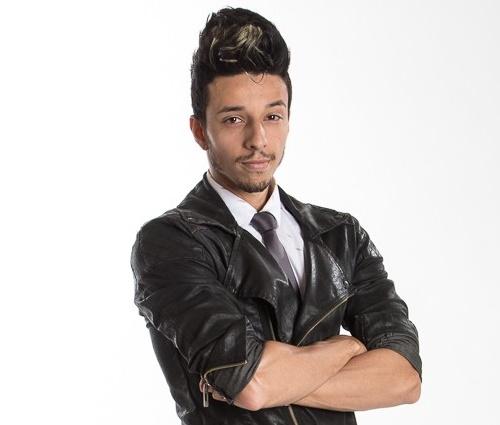 Rafah foi eliminado após confusão com fotos de candidatos (Artur Meninea/Gshow)