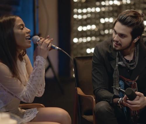 Canção faz parte de novo trabalho de Luan Santana,'1977' (Reprodução/YouTube)