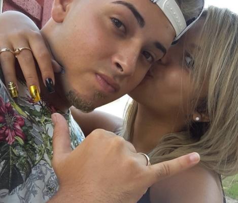 Casal, que é do Rio, mora junto num apartamento em SP (Reprodução/Instagram)