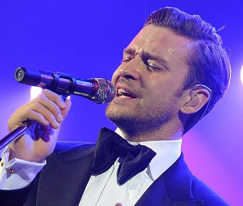 Justin Timberlake cantará no Palco Mundo, no dia 17 de setembro (Repr./Facebook)