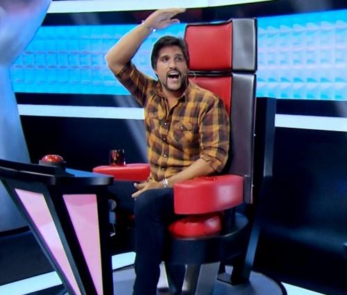 Leo Chaves seguiu como jurado da atração televisiva (Reprodução/TV Globo)