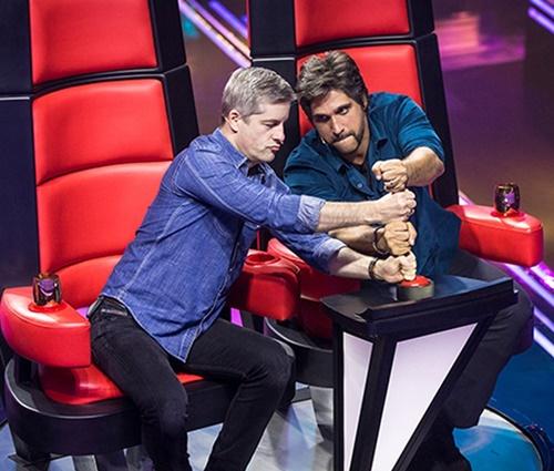 Ideia é manter cadeira do programa para artista sertanejo (TV Globo/Divulgação)