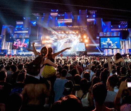 Festival pode não ser mais promovido em seu país de origem (Divulgação)