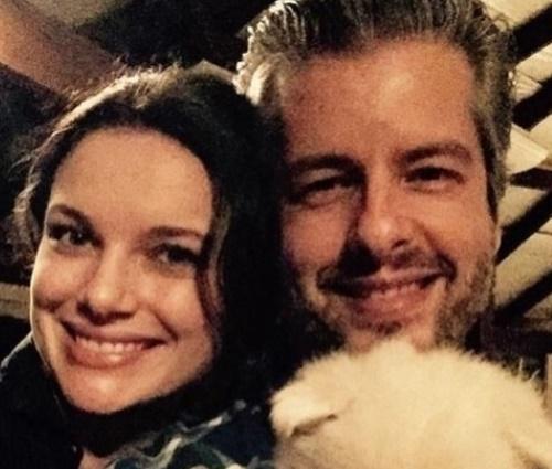 Victor é acusado de agredir a esposa, Poliana Chaves (Rep./Instagram)
