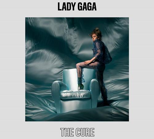 Capa do single 'The Cure', de Lady Gaga (Divulgação)