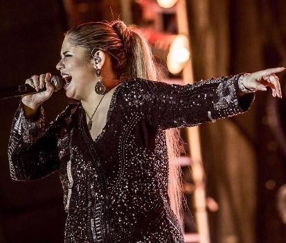 Cantora disse que não se deve acreditar em 'chororô' de agressor (Rep./Facebook)