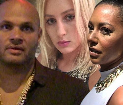 Ex-Spice Girl, Mel B é processada por seduzir babá a participar de ménage