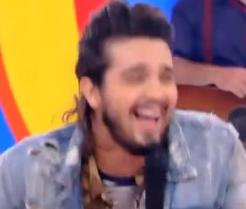 Resposta sincera de Beatriz arrancou risos até de Luan Santana (Rep./YouTube)