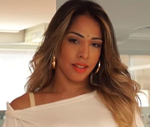 'Ele liga para emissoras de TV para me barrar', diz Joyce Mattos (Repr./YouTube)