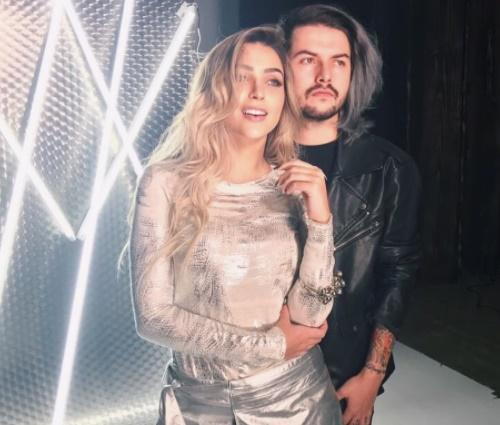 Acusação foi feita contra Pe Lanza e namorada, Gabriela Merjan (Repr./Instagram)