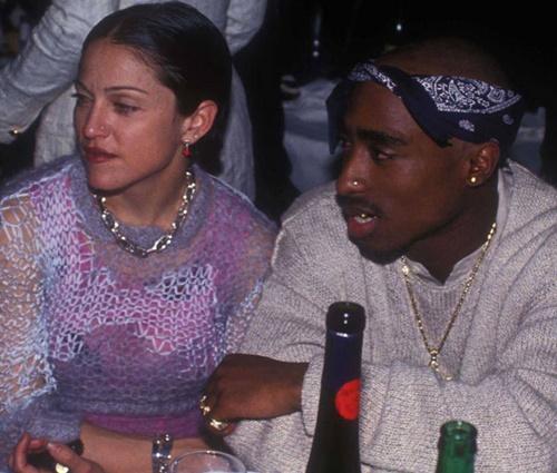 Rapper e cantora tiveram breve relacionamento na década de 1990 (Divulgação)