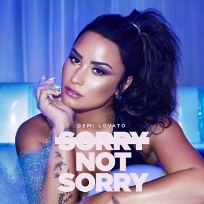 'Sorry Not Sorry' encerra breve hiato criativo na carreira de Demi (Divulgação)
