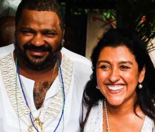 Regina Casé atualiza estado de saúde de Arlindo Cruz: 'animador'