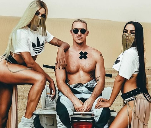 Clipe de Major Lazer, Anitta e Pabllo Vittar atinge marca no YouTube