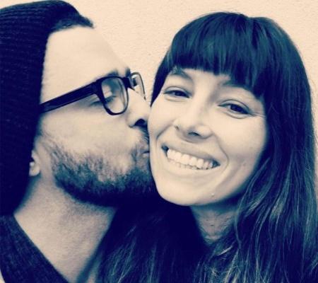 Jessica é casada com Justin há cinco anos (Reprodução/Instagram)