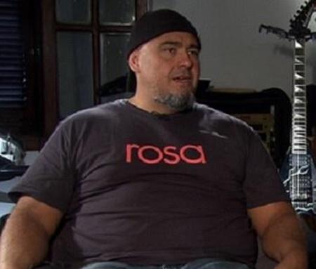 Saída de Rodolfo foi'um baque', diz Digão (Reprodução/TV Brasil)