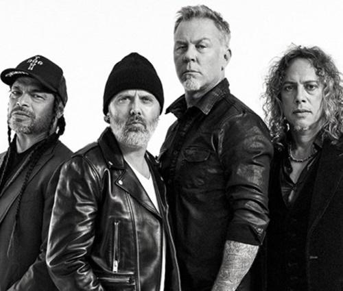 Faturamento do Metallica em shows foi superior (Divulgação)