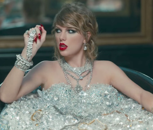 Novo álbum de Taylor Swift,'Reputation', sai no dia 10 de novembro (Divulgação)