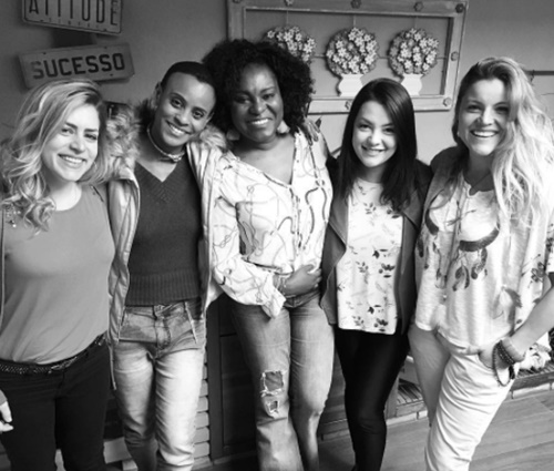 Cantoras reformaram o grupo para show especial no Rio (Reprodução/Instagram)