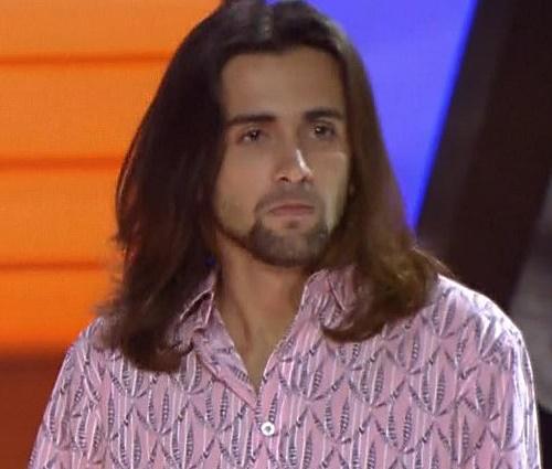 Vitor Mayer se apresentou com o irmão no'The Voice Brasil' (Reprodução)
