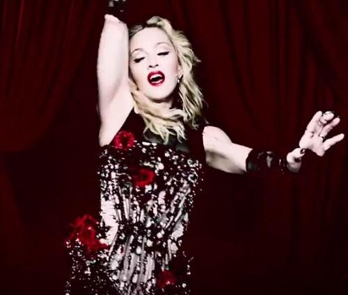 Madonna acompanhará casamento de seu empresário, no Rio (Reprodução/YouTube)