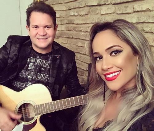 Michele Andrade deixou projeto após acordos não serem cumpridos (Rep./Instagram)