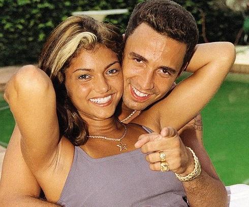 Latino e Kelly Key se relacionaram entre 1999 e 2002 (Reprodução)