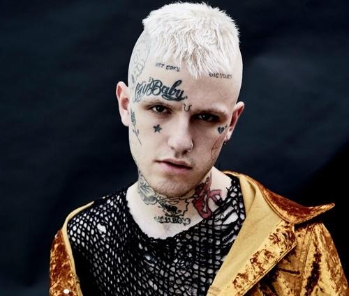 Gustav Ahr, nome real do rapper, pode não ter resistido a uma overdose (Divulg.)